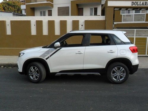 2018 Maruti Suzuki Vitara Brezza ZDi Plus MT for sale in Bangalore