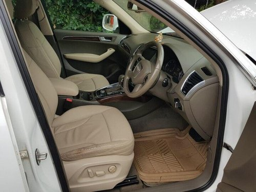 Used 2013 Audi Q5 2.0 TDI Premium Plus AT for sale in Mumbai