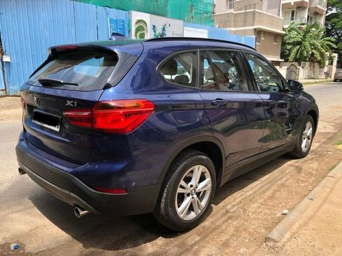 Used 2017 BMW X1 sDrive20d AT for sale in Chennai