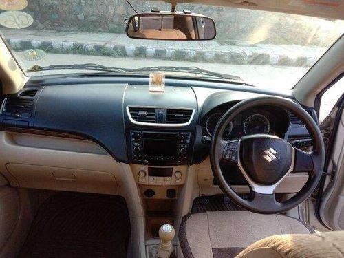 2012 Maruti Suzuki Swift Dzire MT for sale in New Delhi