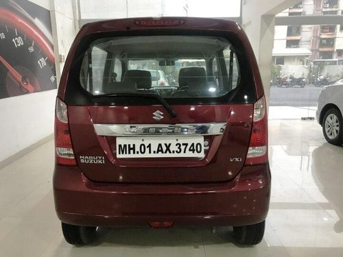 2011 Maruti Wagon R VXI BS IV MT for sale in Panvel