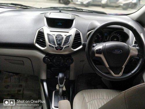 Ford EcoSport 1.5 Petrol Titanium 2015 MT for sale in Mumbai