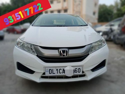 2016 Honda City V AT Exclusive for sale in New Delhi