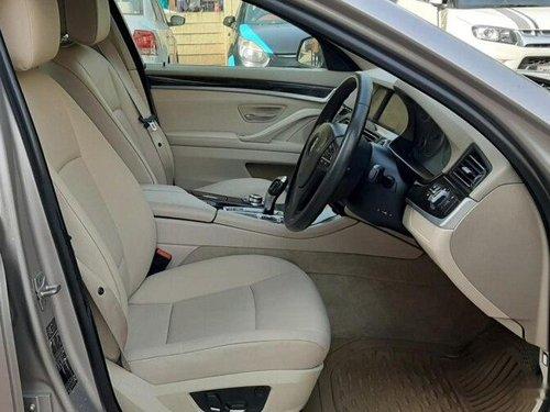 Used 2012 BMW 5 Series 525d Sedan AT for sale in Mumbai