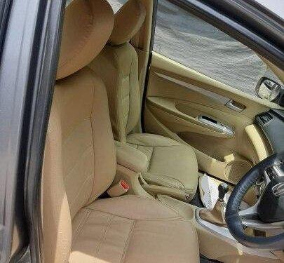 Honda City i-VTEC V 2010 MT for sale in Hyderabad