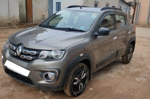 2016 Renault KWID MT for sale in Hyderabad