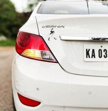 Hyundai Verna 1.6 CRDi SX 2014 MT for sale in Bangalore