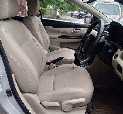 Used Maruti Suzuki Ciaz Zeta 2017 MT for sale in Mumbai