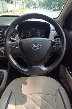 Hyundai Grand i10 1.2 Kappa Asta 2015 MT for sale in Ahmedabad