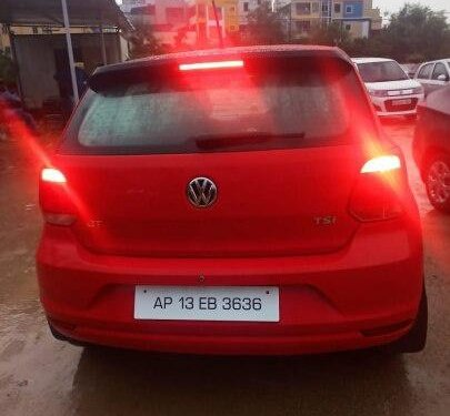 Volkswagen Polo GT TSI 2014 AT for sale in Hyderabad