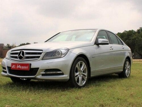 2012 Mercedes-Benz C-Class C 220 CDI Avantgarde AT for sale in Ahmedabad