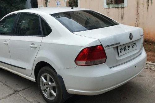 Used 2013 Volkswagen Vento 1.5 TDI Highline MT in Hyderabad