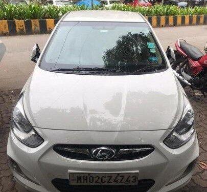 Used 2013 Hyundai Verna 1.6 SX VTVT MT for sale in Mumbai