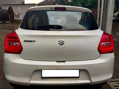 2018 Maruti Swift AMT ZDI AT for sale in Mumbai