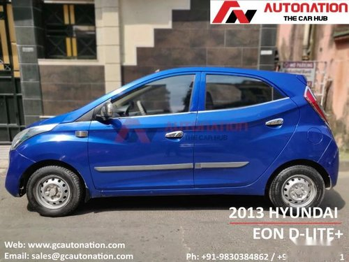 Used 2013 Hyundai Eon D Lite Plus MT for sale in Kolkata