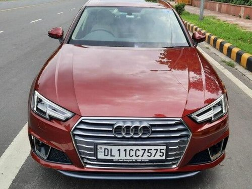 Used Audi A4 2020 AT for sale in New Delhi