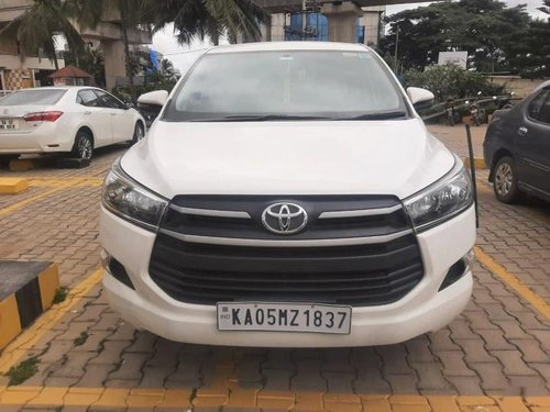 Toyota Innova Crysta 2.4 GX AT 2019 AT for sale in Bangalore