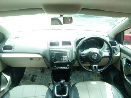 Used 2013 Volkswagen Polo 1.2 MPI Highline MT for sale in Coimbatore