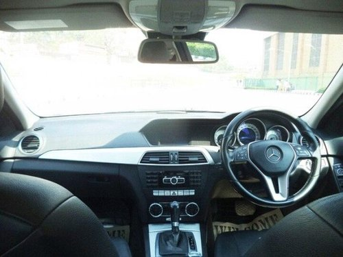 Used 2013 Mercedes Benz C-Class AT for sale in New Delhi