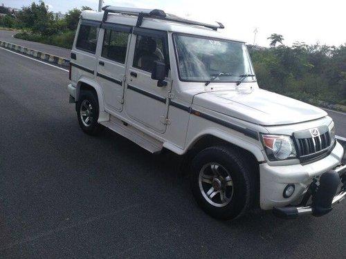 Used Mahindra Bolero B4 2015 MT for sale in Hyderabad