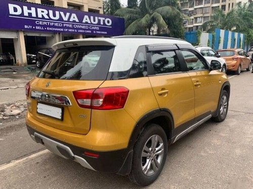Used Maruti Suzuki Vitara Brezza ZDi 2018 MT for sale in Mumbai