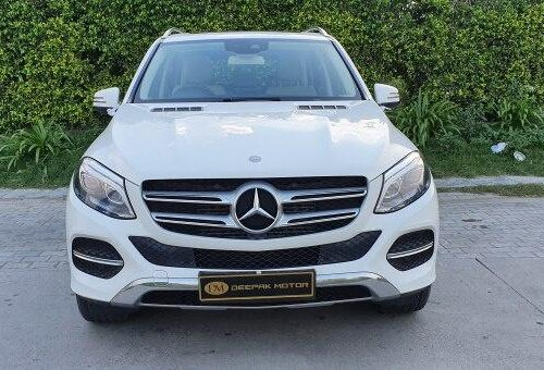 Used Mercedes Benz GLE 2016 AT for sale in New Delhi