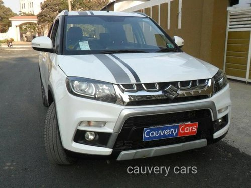 Maruti Suzuki Vitara Brezza ZDi Plus 2016 MT for sale in Bangalore