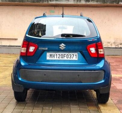 Used 2018 Maruti Suzuki Ignis AT for sale in Mumbai