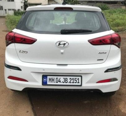 Used 2017 Hyundai Elite i20 MT for sale in Nashik