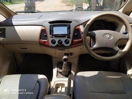 Toyota Innova 2.5 V Diesel 8-seater 2008 MT for sale in Chennai