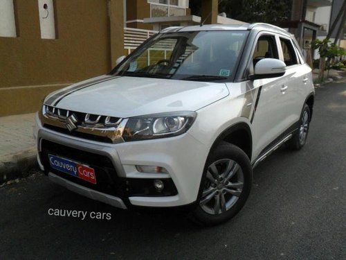 Maruti Suzuki Vitara Brezza ZDi Plus 2016 MT for sale in Bangalore -6