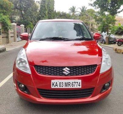 Used Maruti Suzuki Swift VDI 2012 MT in Bangalore