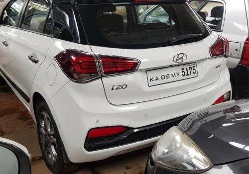Used 2018 Hyundai Elite i20 1.4 Asta Option MT for sale in Bangalore