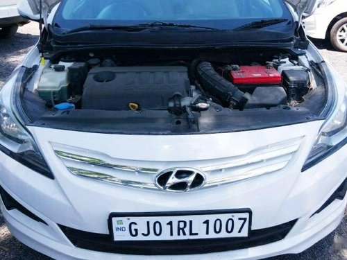 Used Hyundai Verna S Plus 2015 MT for sale in Ahmedabad