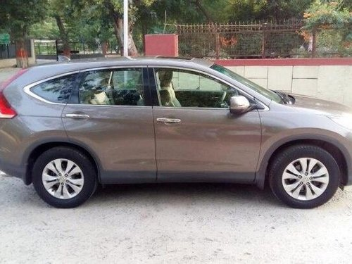 Honda CR-V 2.4L 4WD AT AVN 2015 AT for sale in New Delhi