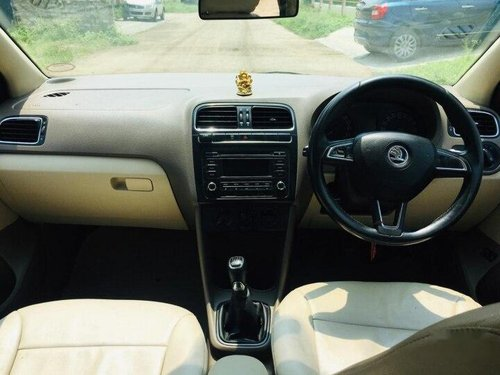 Used 2015 Skoda Rapid MT for sale in Indore