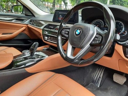Used BMW 5 Series 2017 AT for sale in New Delhi