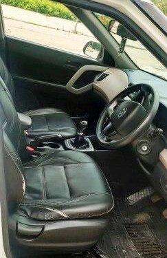 Used Hyundai Creta 1.4 E Plus 2017 MT for sale in Ahmedabad