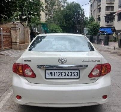Used 2008 Toyota Corolla Altis 1.8 GL MT for sale in Pune