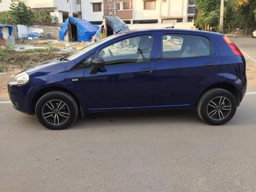 Used Fiat Punto 1.3 Active 2013 MT for sale in Bangalore