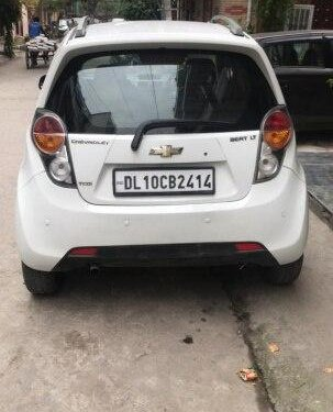 Used Chevrolet Beat Diesel LT 2011 MT for sale in New Delhi