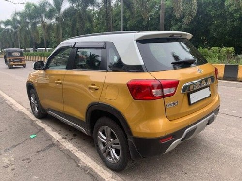 Used Maruti Suzuki Vitara Brezza ZDi 2018 MT for sale in Mumbai -2