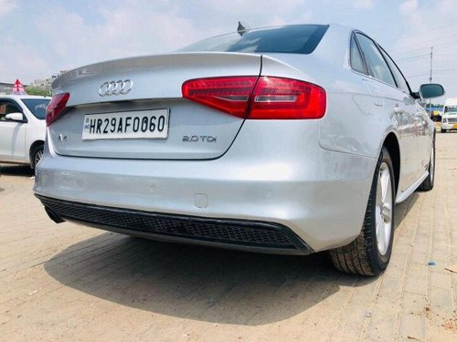 Used 2013 Audi A4 35 TDI Premium Plus AT for sale in Gurgaon -0