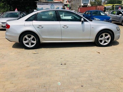 Used 2013 Audi A4 35 TDI Premium Plus AT for sale in Gurgaon