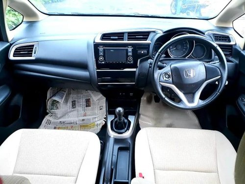 Used Honda Jazz V 2017 MT for sale in Mumbai