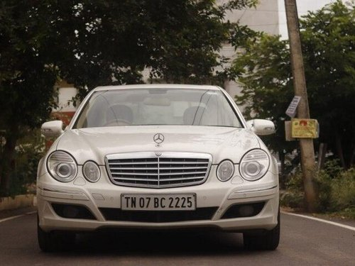 Used Mercedes-Benz E-Class 220 CDI 2009 MT for sale in Chennai