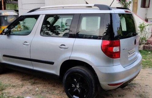 Used Skoda Yeti Elegance 4X4 2011 MT for sale in Chennai -4