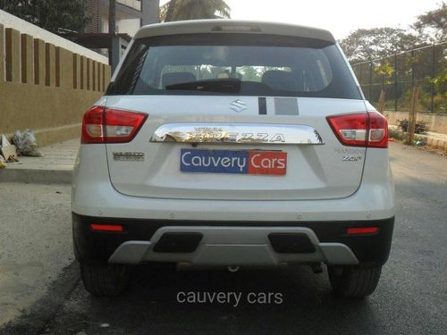 Maruti Suzuki Vitara Brezza ZDi Plus 2016 MT for sale in Bangalore -5