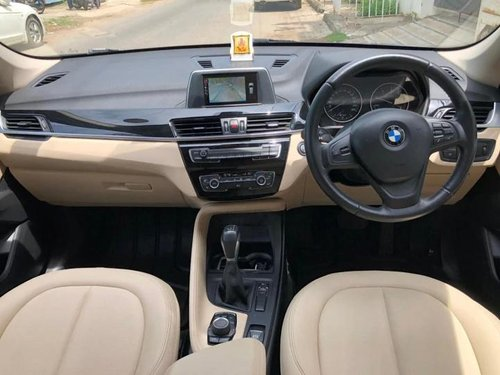 Used BMW X1 sDrive20d Expedition 2017 AT for sale in Chennai