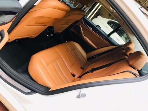 Used BMW 5 Series 520d Luxury Line 2018 AT for sale in Hyderabad